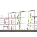 Bauplan Gebäude