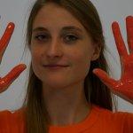 Anna Esser. Beirätin für Freiwilligendienst.