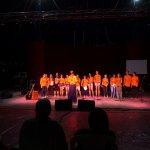 Der Chor unserer Freiwilligen