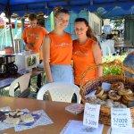 Das deutsche Essen- produziert und verkauft von unseren Freiwilligen