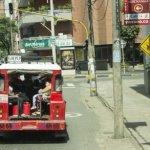 Der Jeep- ein gängiges Transportmittel