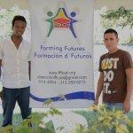 Stand der Fundación de Futuros