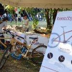 Der Stand unserer BambooCo Bikes