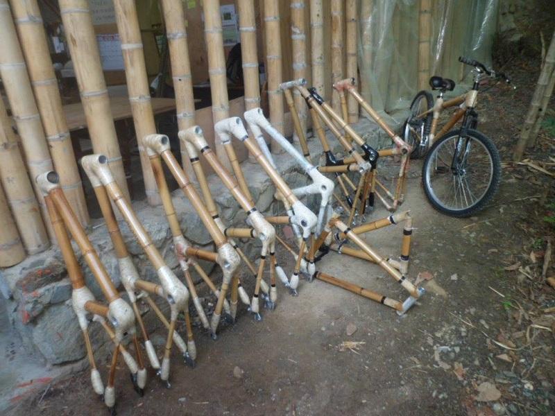 """BambooCo Bikes"""" aus Montebello : Schule fürs Leben"""