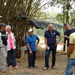 Besuch des Colegio de las Aguas in Montebello